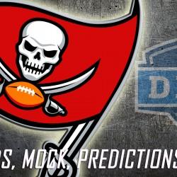 Tampa Bay Buccaneers 2016 NFL Draft Needs, Mock, Predictions and Picks