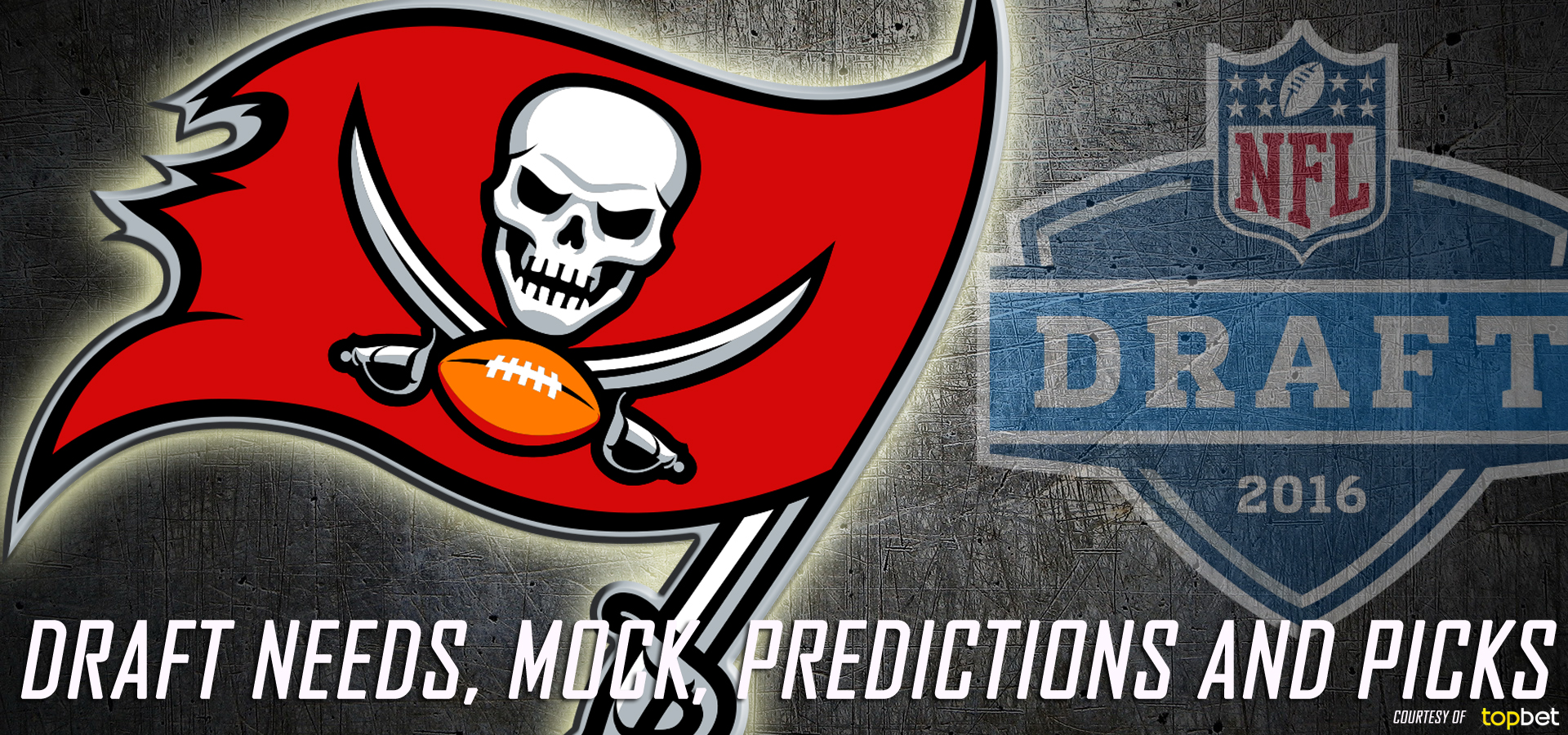Tampa Bay Buccaneers 2016 NFL Draft Needs 77e70d40708