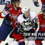 2016 NHL Playoffs Round 2 Expert Picks and Predictions