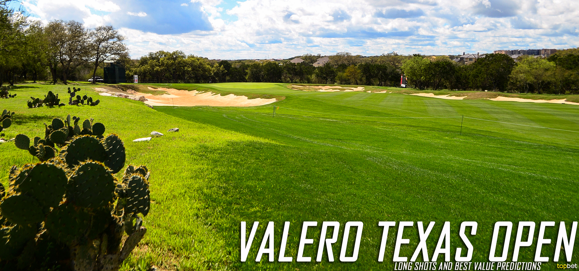 2016 Valero Texas Open Long Shots And Best Value Predictions