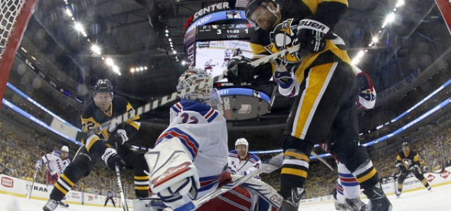 New York Rangers vs. Pittsburgh Penguins Predictions, Picks and Preview – 2016 Stanley Cup Playoffs – Eastern Conference First Round Game Two – April 16, 2016