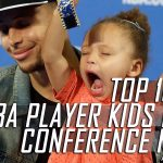 Worst NBA Player Kids in Press Conference Moments of All Time and Why it Needs to STOP
