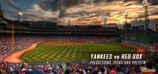 New York Yankees vs. Boston Red Sox Predictions, Picks and MLB Preview – August 11, 2016