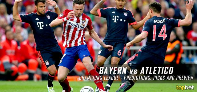UEFA Champions League Bayern Munich vs. Atletico Madrid Predictions, Picks,  and Preview –