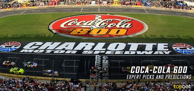2016 Coca-Cola 600 Expert Picks and Predictions – NASCAR Betting Preview