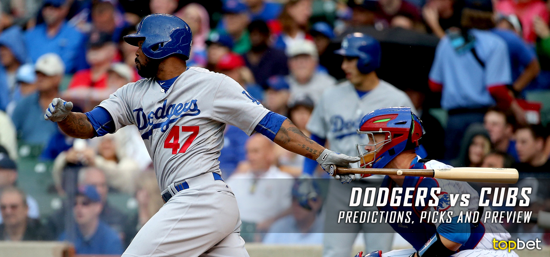 cubs vs dodgers tickets nascar betting odds