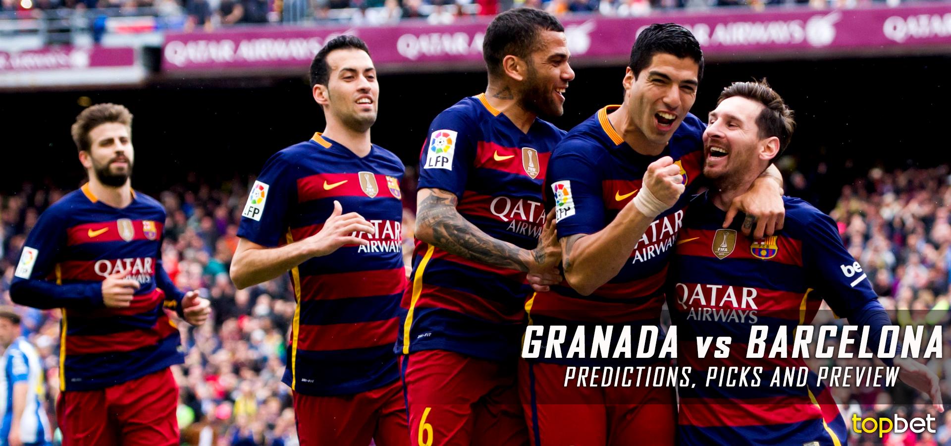 barcelona vs granada - photo #24