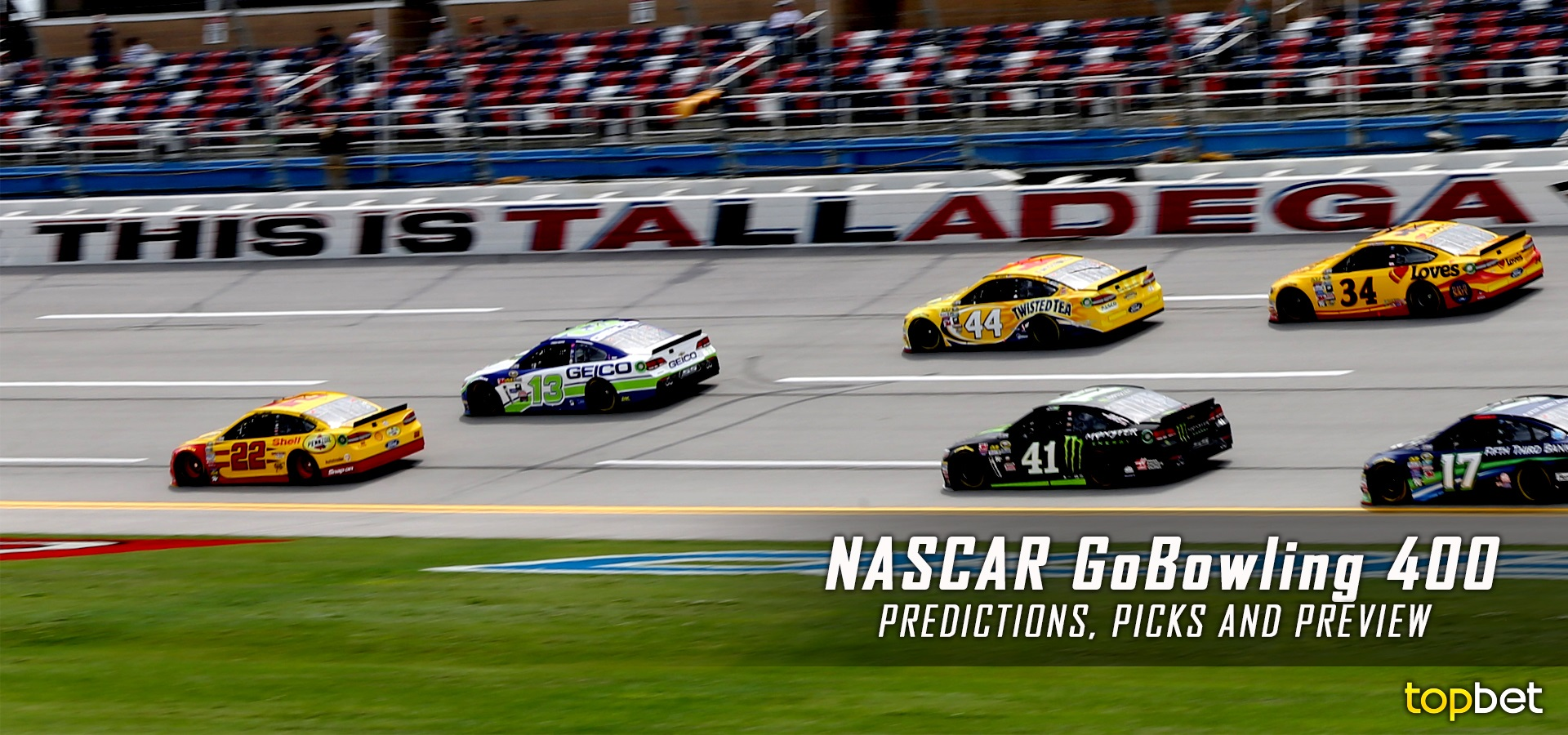 Odds to Win NASCAR Pocono 400