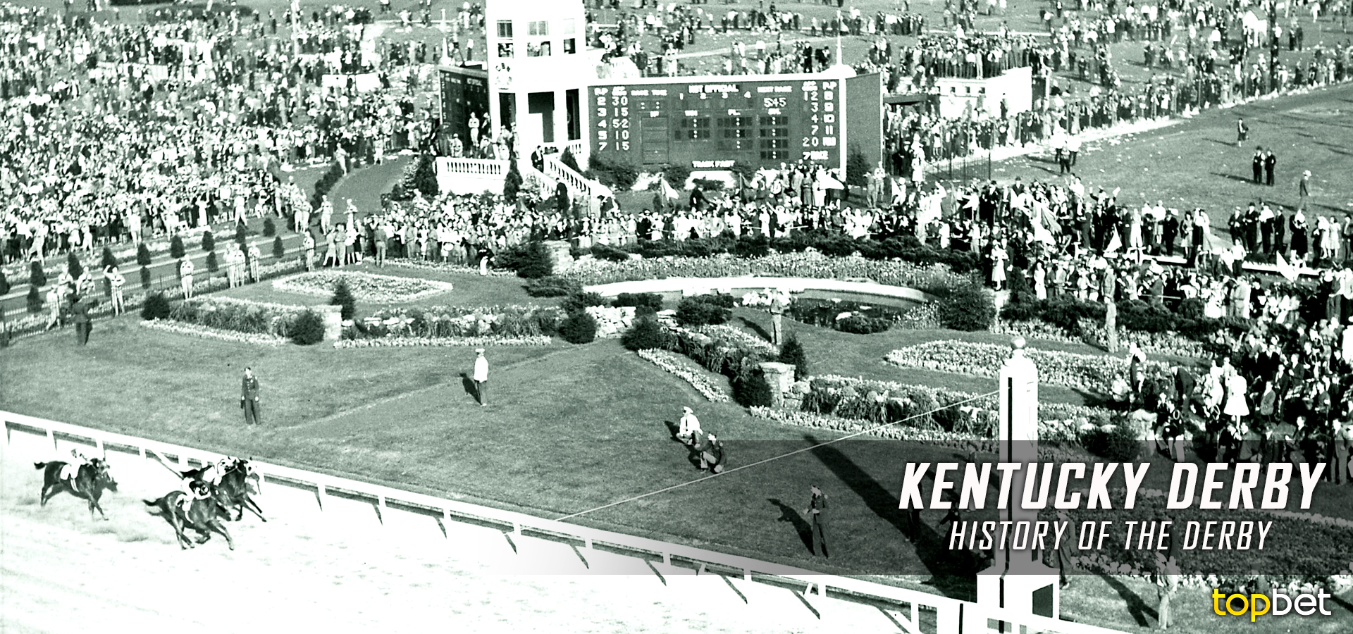the origin and history of the kentucky derby The history of the kentucky derby future wager the kentucky derby future wager offers four opportunities to bet on the kentucky derby field in the first leg of the triple crown.