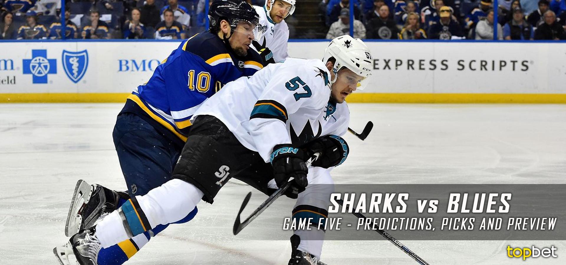 sharks vs blues - photo #30
