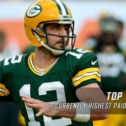 Top 10 Currently Highest Paid Players in the NFL / Football