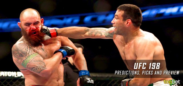 Ufc 198 Werdum Vs Miocic Predictions Picks And Preview