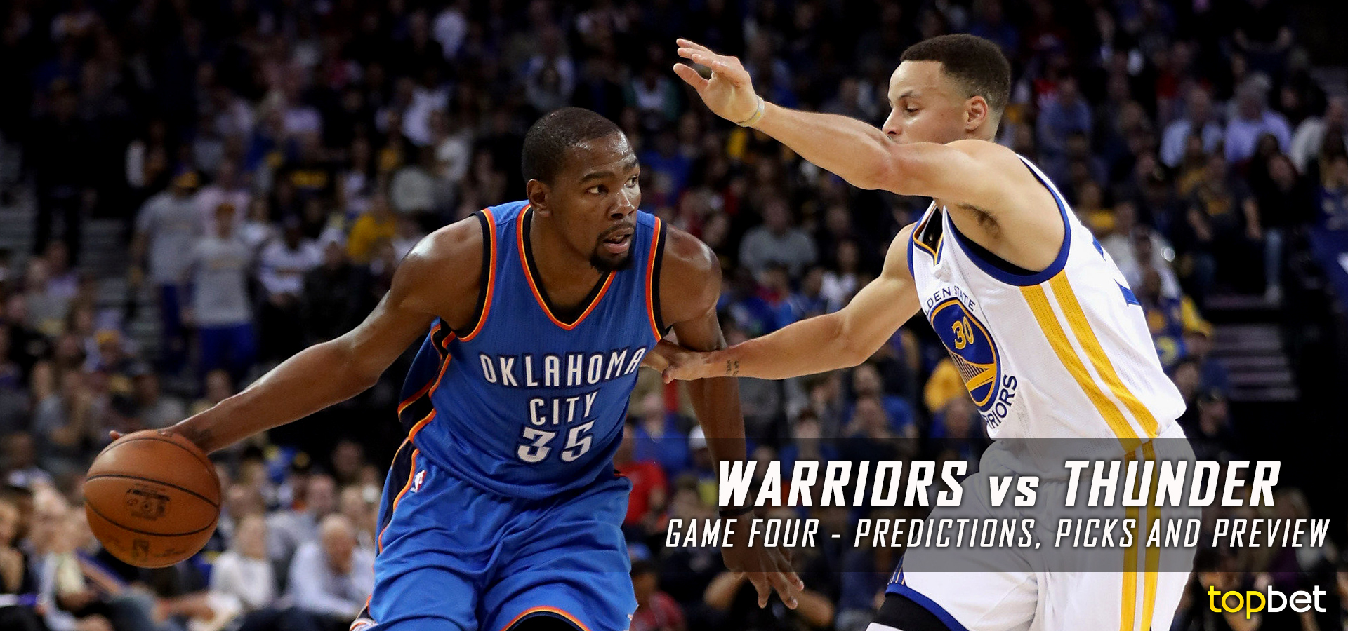 Nba Playoff Predictions Is The Warriors Run Over: Warriors Vs Thunder Series Game 4 Predictions, Picks, Odds