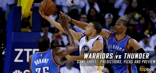 4ecd2788efa Golden State Warriors vs. Oklahoma City Thunder Predictions