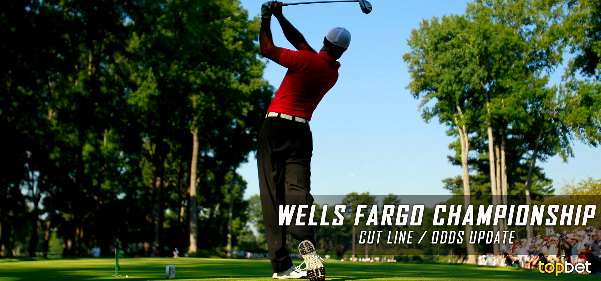 2016 Pga Wells Fargo Championship Cut Line And Odds Update