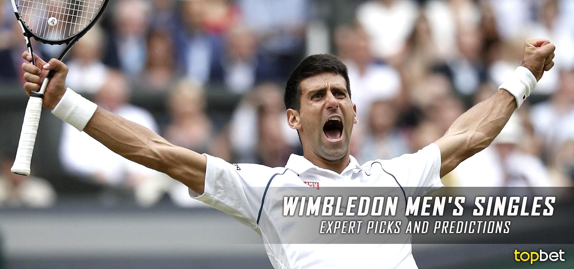 mens singles wimbeldon champion