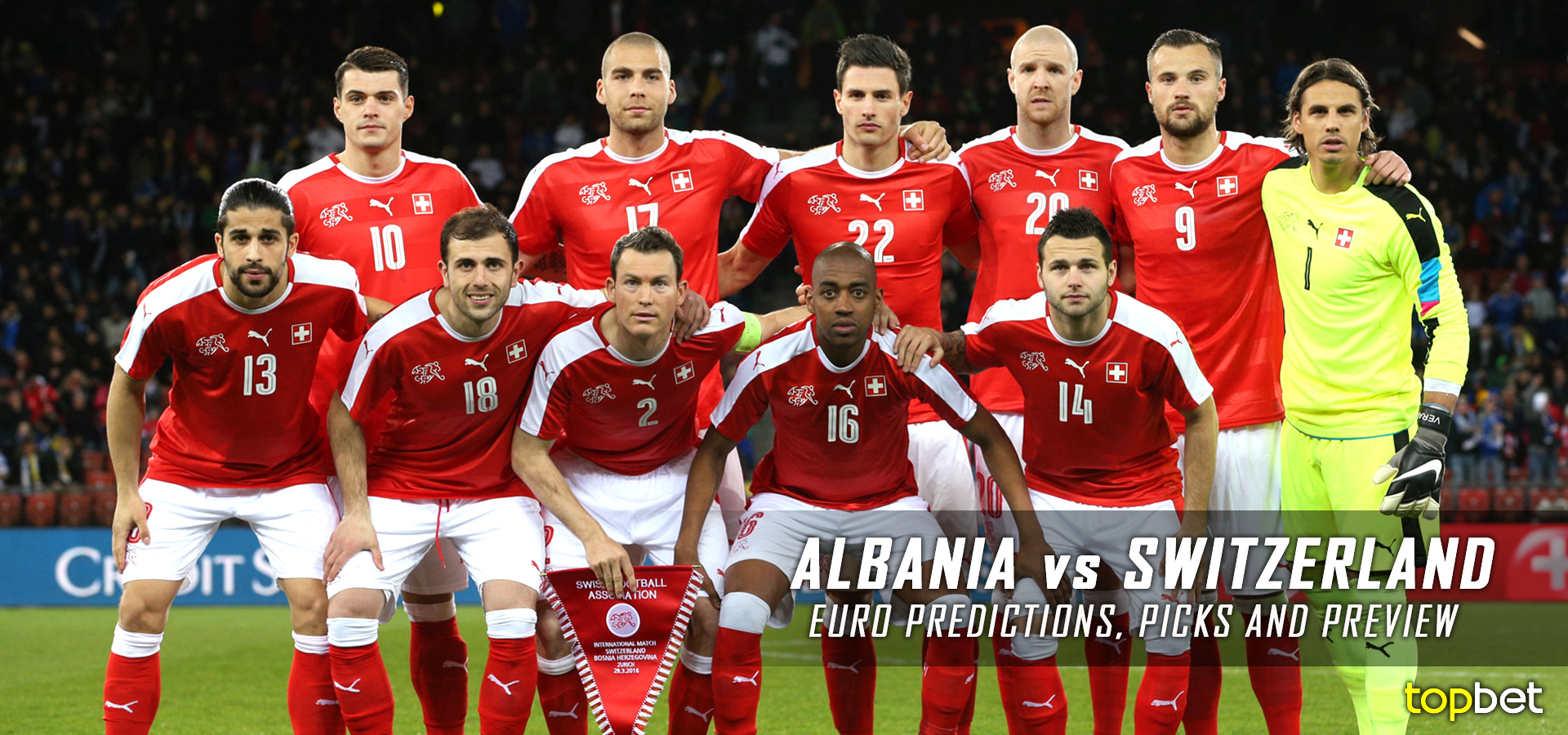 Albania Vs Switzerland 2016 Euro Cup Group A Predictions And Betting Preview June 11