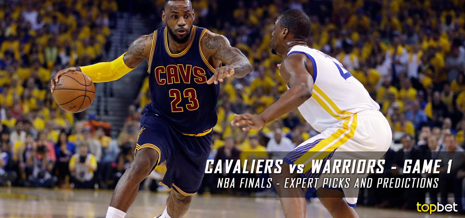 Cavs vs Warriors 2016 NBA Finals Expert Picks and Predictions