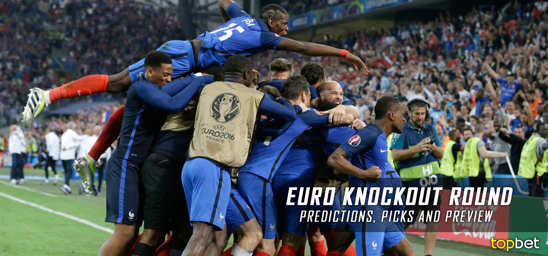 euro 2016 knockout phase predictions picks and preview. Black Bedroom Furniture Sets. Home Design Ideas