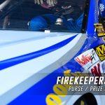 2016 NASCAR FireKeepers Casino 400 Purse and Prize Money Breakdown