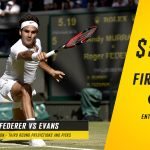 Roger Federer vs. Dan Evans Predictions, Odds, Picks and Tennis Betting Preview – 2016 Wimbledon Third Round