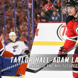How Does the Taylor Hall-Adam Larsson Trade Affect NHL Betting and Futures Odds for 2016-17 Season?