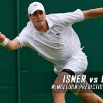 John Isner vs. Marcos Baghdatis Predictions, Odds, Picks and Tennis Betting Preview – 2016 Wimbledon Second Round