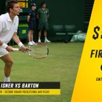 John Isner vs Matthew Barton Predictions, Odds, Picks and Tennis Betting Preview – 2016 Wimbledon Second Round