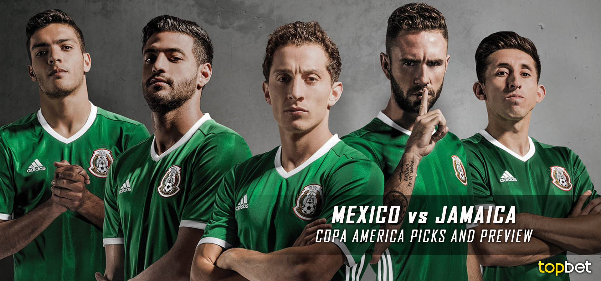 mexico will win the 2016 copa america With the quarterfinals of the copa america centenario set to kick off on thursday, vavel usa's ivan sanchez-carrasco breaks down why el tri could win it all.