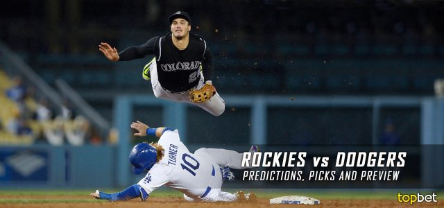 Colorado Rockies vs. Los Angeles Dodgers Predictions, Picks and MLB Preview – June 8, 2016