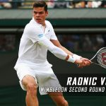 Milos Raonic vs. Andreas Seppi Predictions, Odds, Picks and Tennis Betting Preview – 2016 Wimbledon Second Round