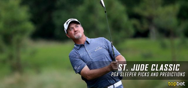 2016 FedEx St. Jude Classic Sleepers and Sleeper Picks, Predictions, Odds, and PGA Golf Betting Preview