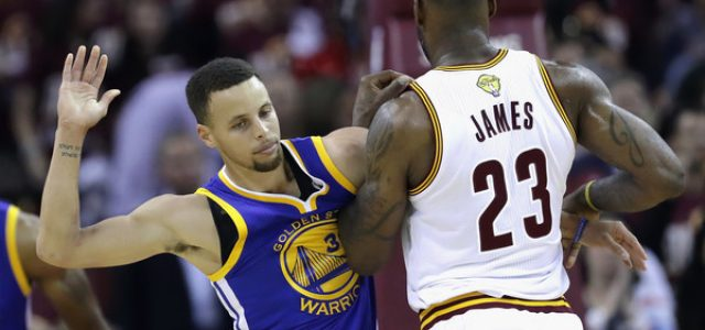 Best Games to Bet on Today: Golden State Warriors vs. Cleveland Cavaliers & Los Angeles Dodgers vs. San Francisco Giants – June 10, 2016