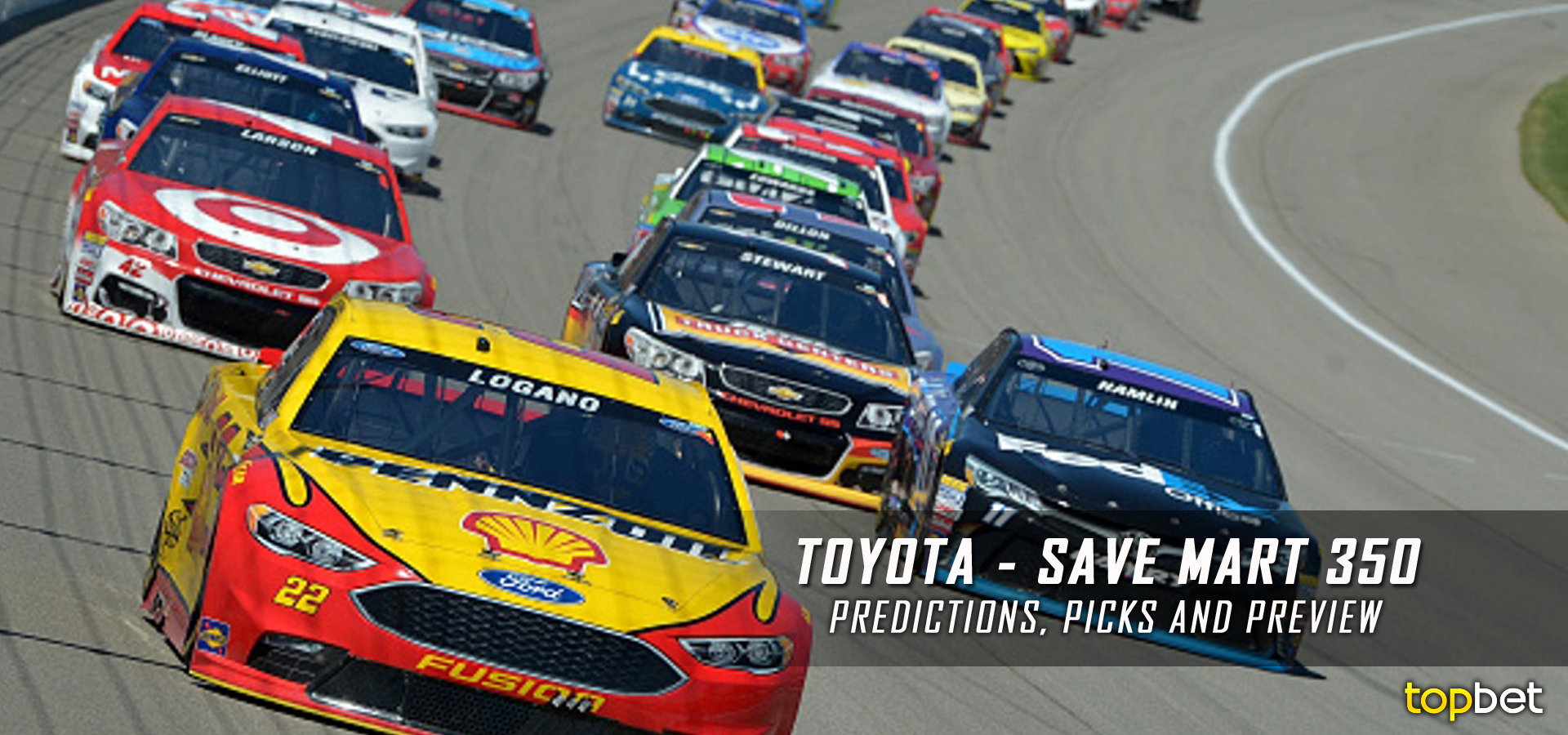 NASCAR Cup handicapping info for fantasy NASCAR players and NASCAR bettors.