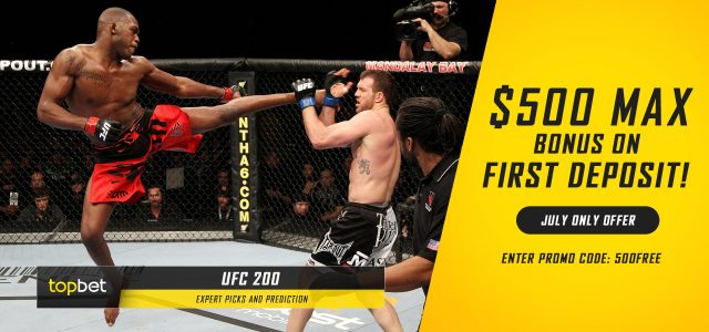 UFC 200 Expert Picks and Predictions