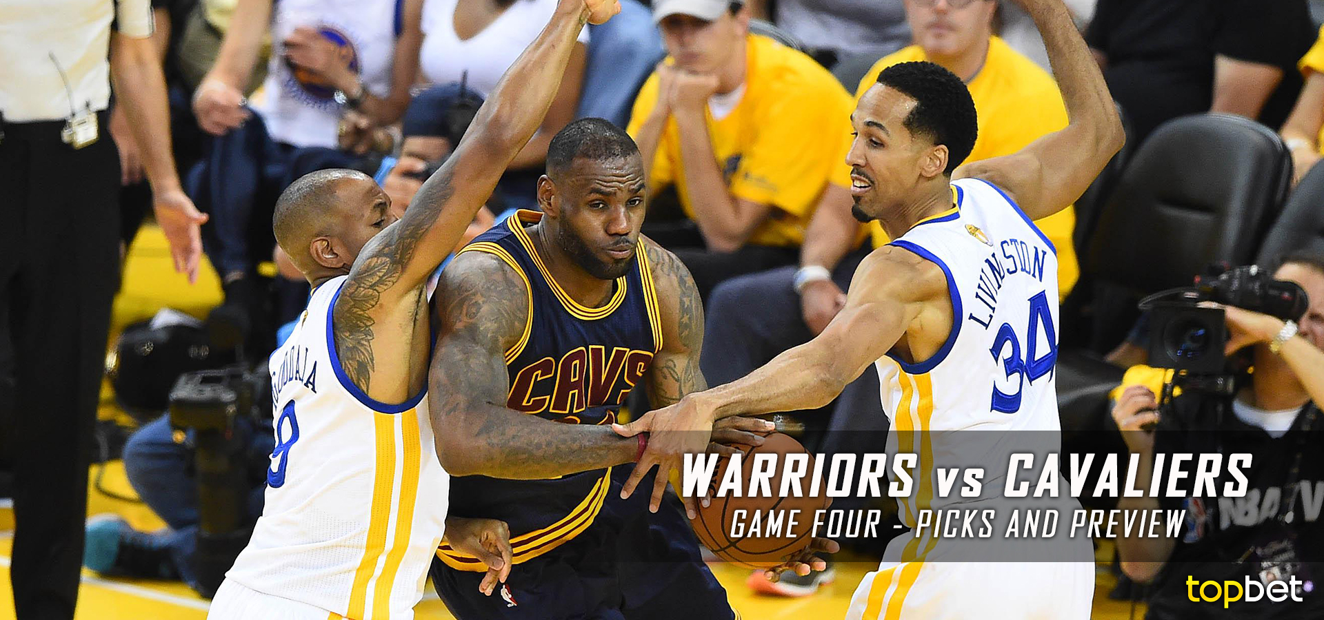 Cleveland Cavaliers Vs Golden State Warriors Game 1 Odds ...