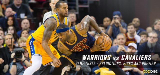 nba cavs vs warriors score game lines