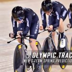 Rio 2016 Summer Olympic Cycling Men's Team Sprint Predictions