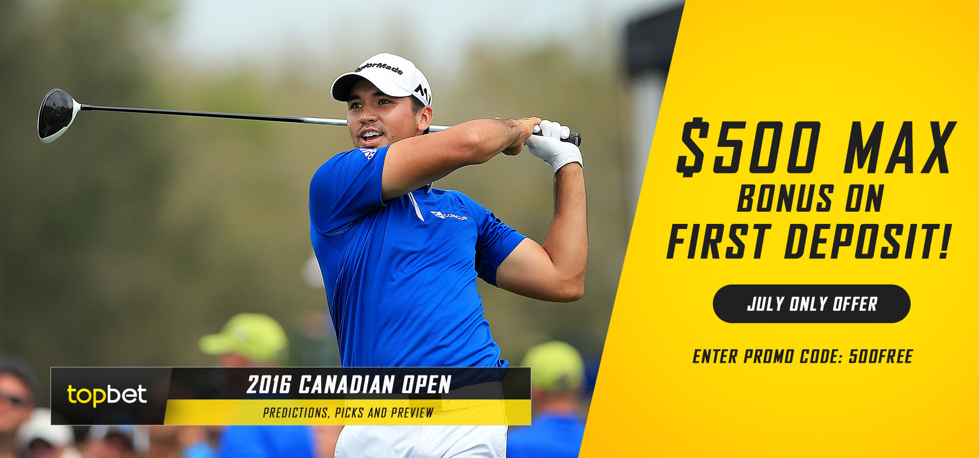 2016 Rbc Canadian Open Predictions Picks And Pga Preview