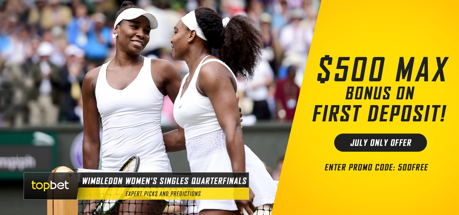 wimbledon single personals Just one of the top 10 seed remained in the main draw at wimbledon this year in the women's singles draw relive the ten biggest upsets in the open era in the tournament's history.