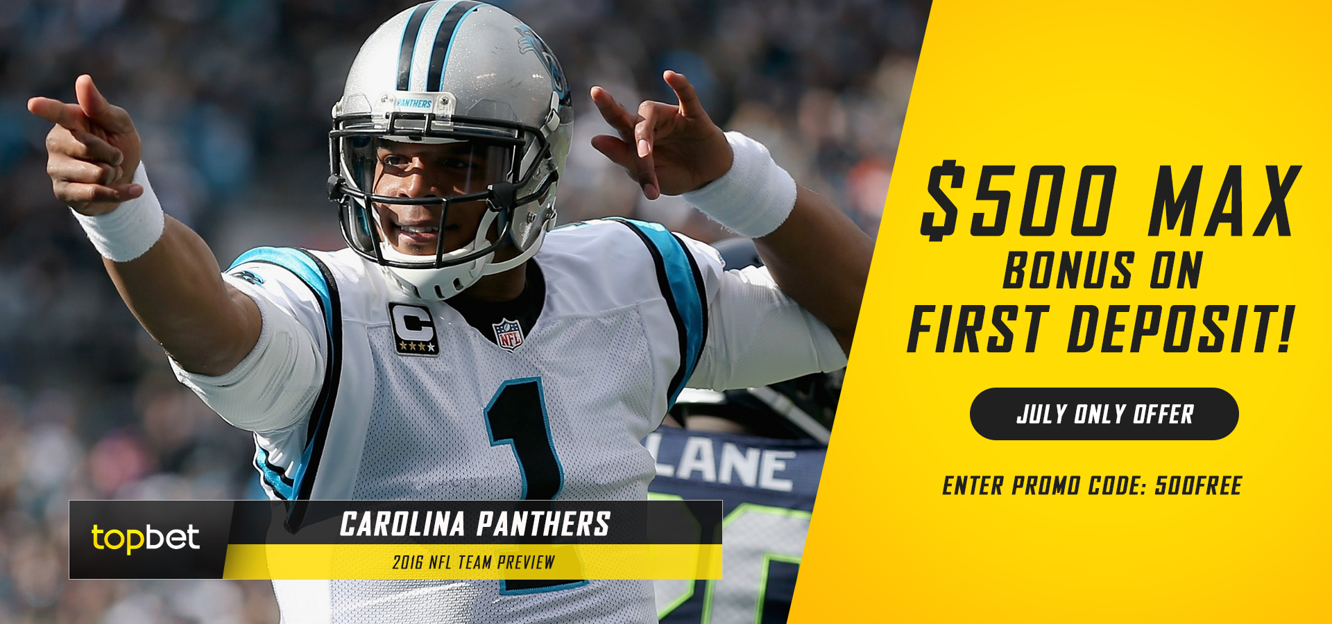 is topbet sportsbook legit panthers game online