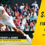 Roger Federer vs. Milos Raonic Predictions, Odds, Picks and Tennis Betting Preview – 2016 Wimbledon Semifinals