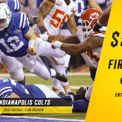 Indianapolis Colts 2016-17 NFL Team Preview