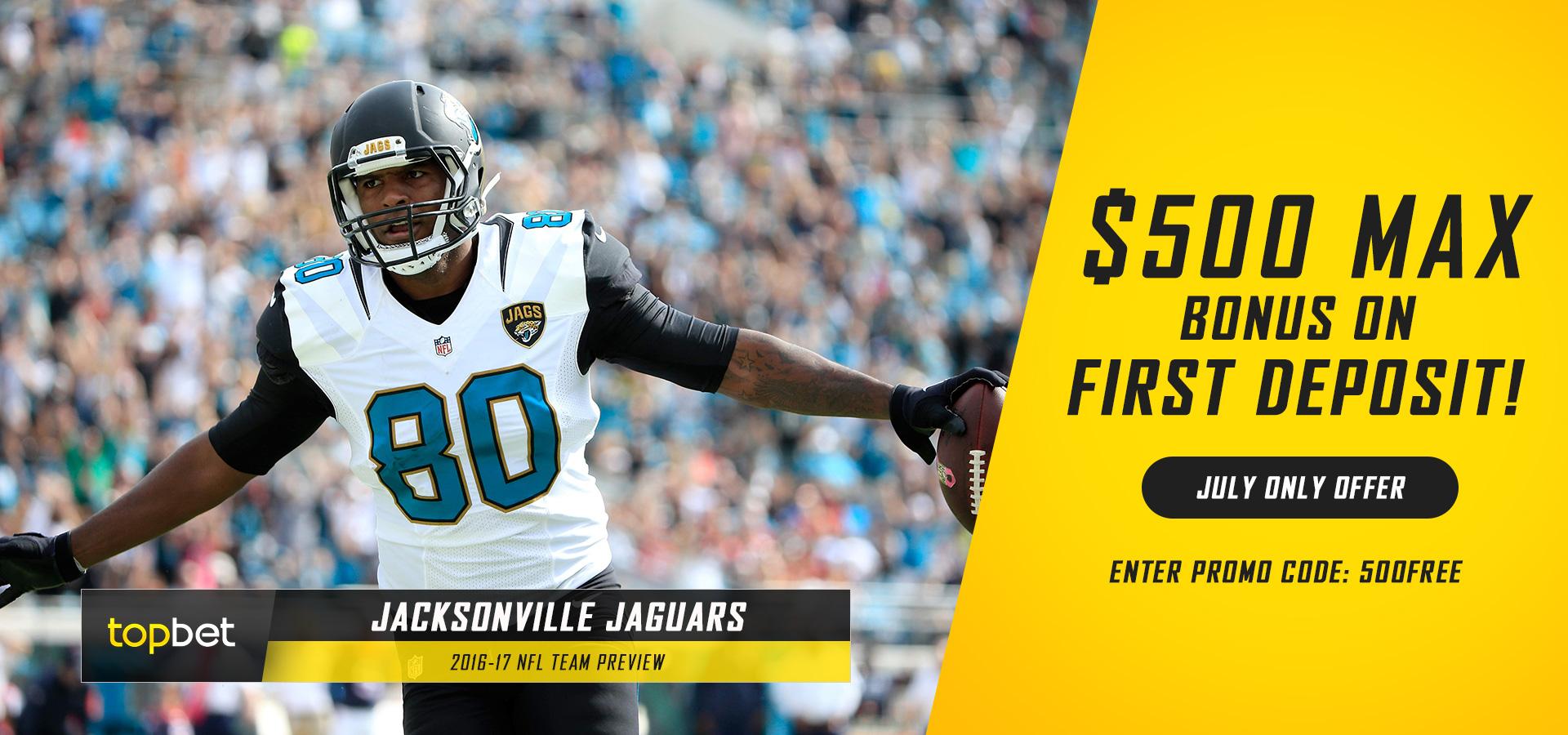 Jacksonville Jaguars 2016 17 Team Preview Odds
