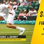 Milos Raonic vs. Sam Querrey Predictions, Odds, Picks and Tennis Betting Preview – 2016 Wimbledon Quarterfinals