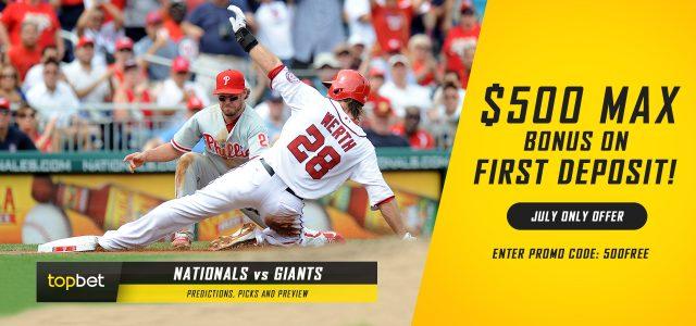sportsbook betting giants and washington score