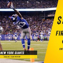 New York Giants 2016-17 NFL Team Preview