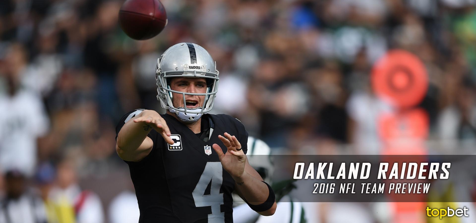 Raiders News 2016