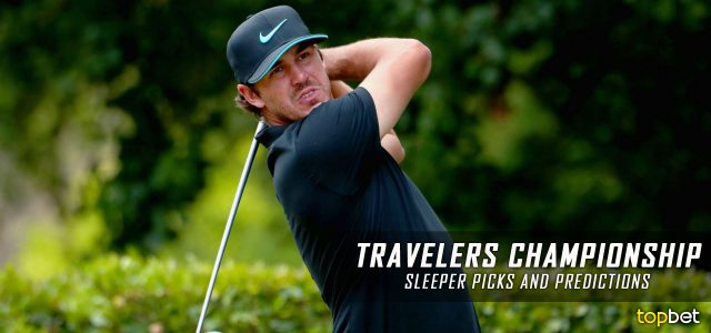 2016 Travelers Championship Sleeper Picks and Predictions