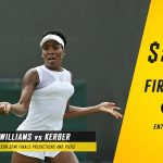 Venus Williams vs. Angelique Kerber Predictions, Odds, Picks and Tennis Betting Preview – 2016 Wimbledon Semifinals